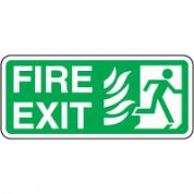 Safe Safety Sign - Fire Door Right 092